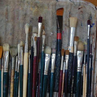Maleredskaber